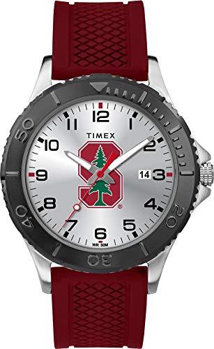 Timex Men's Stanford University Gamer Watch Silicone Watch