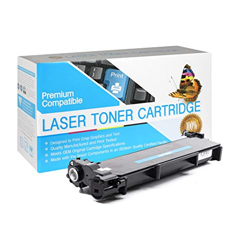 SuppliesOutlet Compatible Toner Cartridge Replacement for Brother TN660,TN-660 to Use with MFC-L2685DW (Black,1 Pack)