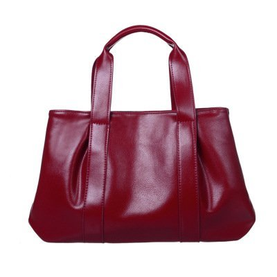 Desklets Women's 2 Piece Vintage Sling Tote Bags Top Handle Handbag(Red)