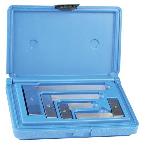 PEC Solid Squares Set - Model: 7000-S-4 Blade Length: 2'',3'',4'' & 6'' Beam Length: 1-1/2'',2-1/2'',3''&4''