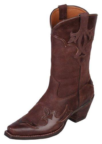 Ariat Womens Adelaide Boot Ricco Di Cioccolato