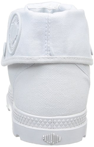 Palladium Baggy Low Lp - Botas de canvas mujer Blanco - Blanc (White)