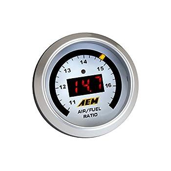Image of AEM (30-4110) UEGO Air/Fuel Ratio Gauge