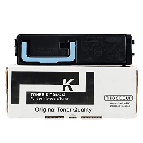 Compatible with KYOCERA TK-543 Toner Cartridge for KYOCERA Printer FS-C5100DN Digital Copier Cartridge,Black 4000 Page Black Copier