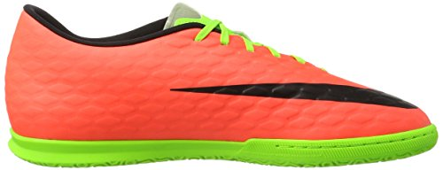 Nike Hypervenomx Phade Iii Ic, Zapatillas de Fútbol para Hombre Grün (Elctrc Green/Black-Hyper Orange-Volt)
