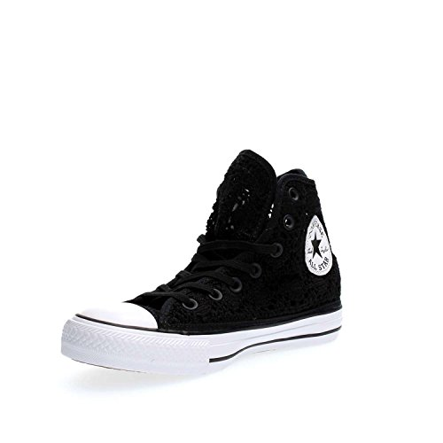 All Donna Stringate Star Converse Nero Hi Sneakers qHxRwUgn
