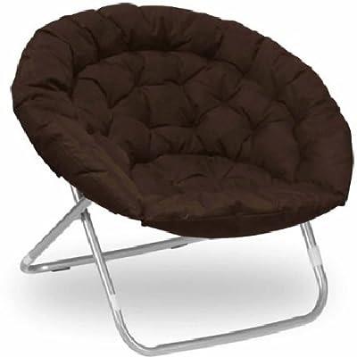 mainstays saucer chair