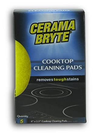 Amazon.com: CERAMA bryte Cleaning Pads 5/Box: Home Improvement