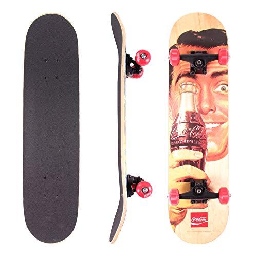 Coca Cola 145500 Skateboard Cara P55
