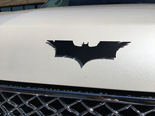 Batman - Large Emblem Dark Knight - Black