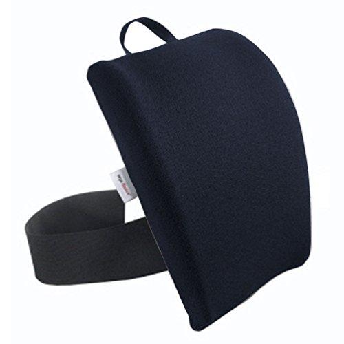 - McCarty's Sacro-Ease Ergo Curve Cush Portable Back Cushion