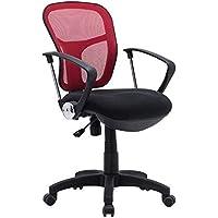 Adore Comfort Ultra Ofis Sandalyesi, Kırmızı VLT-034-FK-1