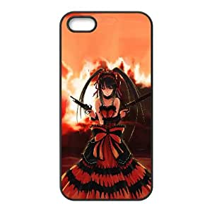 Date A Live iPhone 4 4s Cell Phone Case Black 91INA91190109