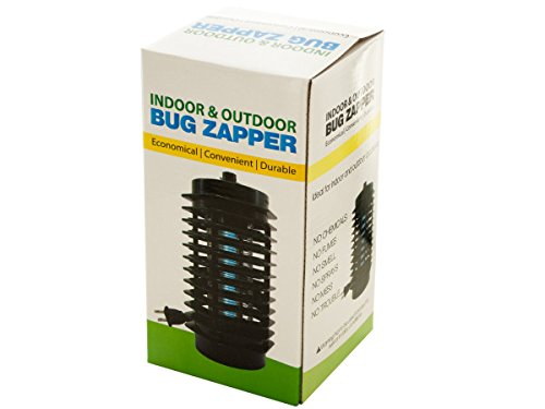 Bulk Buys OB572-4 Indoor-Outdoor Bug Zapper