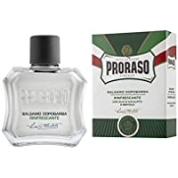Proraso Eucalyptus and Menthol Refresh Aftershave Balm, 100 milliliters