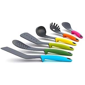 Joseph Joseph - Kit De Utensilios De Cocina 6 Piezas - Multicolor