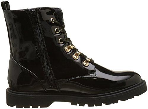 Kaporal Damen Sangoan Combat Boots Noir (Noir)