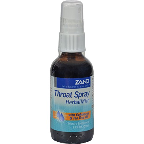 - Zand Throat Spray Herbal Mist - 2 fl oz