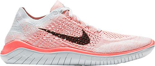 ずっと良さあえぎ[ナイキ] レディース スニーカー Nike Women's Free RN Flyknit 2018 Runnin [並行輸入品]
