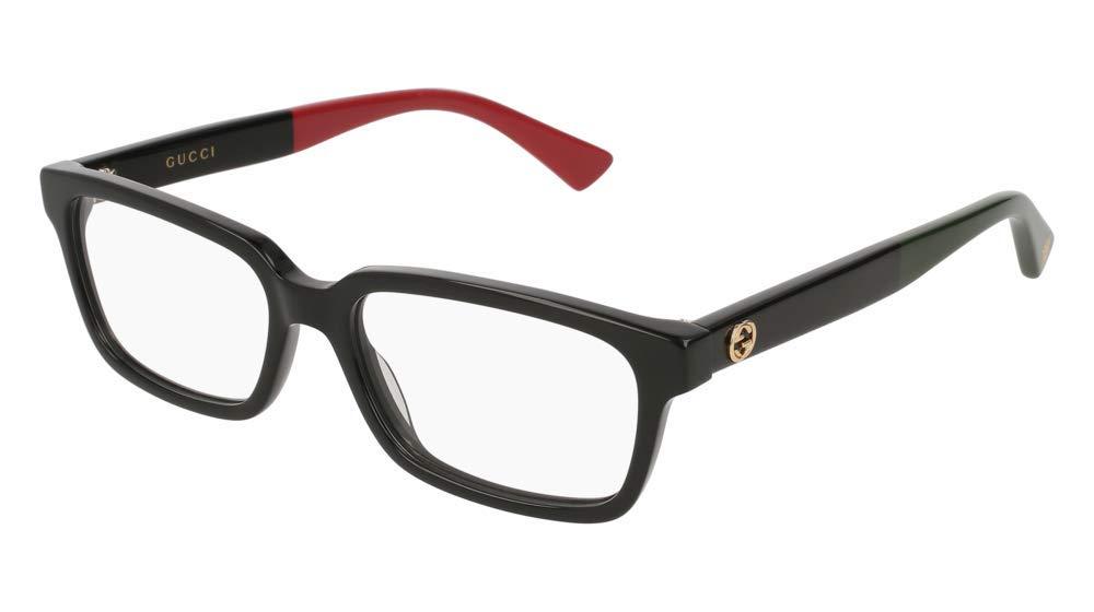 Eyeglasses Gucci GG 0168 O- 003 BLACK / by Gucci