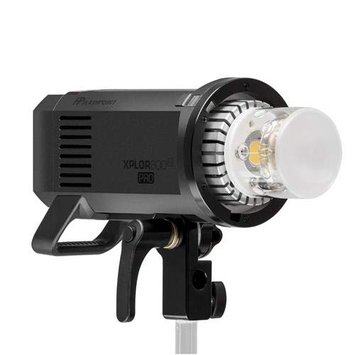 Flashpoint XPLOR 600PRO HSS Battery-Powered Monolight with Built-in R2 2.4GHz Radio Remote System (Bowens Mount) by Flashpoint (Image #3)