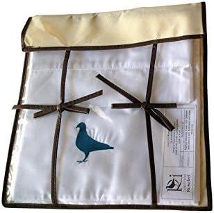 Colección Rosabel Damaris - Juego de sábanas de algodón para ...