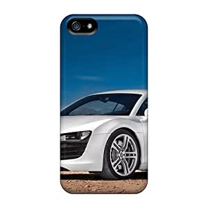 Hot Style AeW878Wxpf Protective Case Cover For Iphone5/5s(audi R8 Widescreen 2)