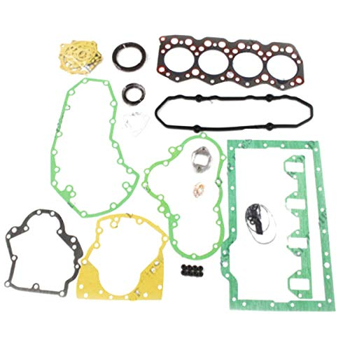 S4E2 Full Gasket Set for forklift Digger and Wheel Loader 34494-10090 Mitsubishi Engine Excavator Spare -