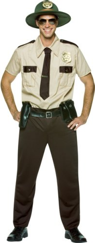 Trooper Adult Costume - One Size ()