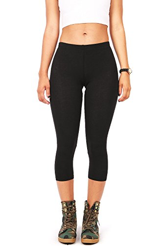 Ambiance Womens Stretchy Length Leggings product image