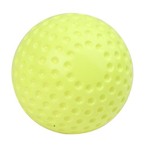 Champion Sports Pitching Machine Softballs: 12-Pack Dimpl...