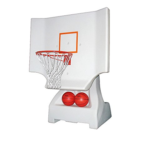 Pool Basketball Hoop by Pool Shot - Varsity II