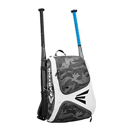 Easton E110BP Bat Pack, White - Bat Equipment Baseball Softball
