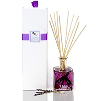 Amazon Com Manu Home French Lavender Diffuser Made With