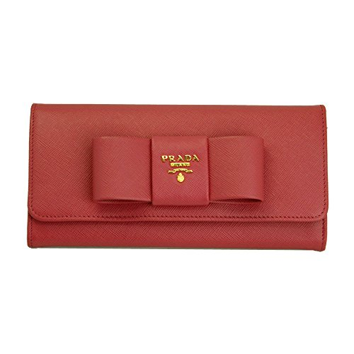 Prada Leather Long Wallet - 6