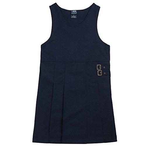 Girls Dresses Size 20 (French Toast Girls' School Uniform Jumper (2-Tab Navy,)