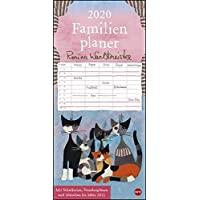 Rosina Wachtmeister Familienplaner 2020