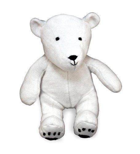 Nile Organic Bear - Under the Nile® Polar Bear Plush Toy