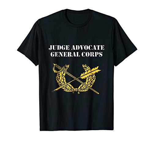 US Army Judge Advocate General Corps Shirt