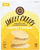 34 Degrees Crisps Sweet Lemon Bag 4.0 OZ (Pack of 2)