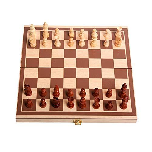 PLUS PO Tableros De Ajedrez Ajedrez para Ni?Os De ajedrez Niños Juego de ajedrez Juego de ajedrez DE AJEDREZ para NIÑOS…