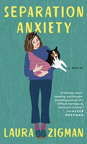 Book Cover: Separation Anxiety