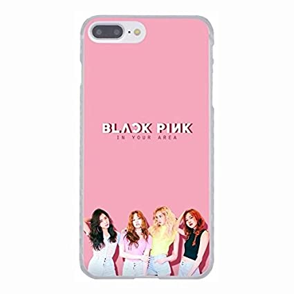 Amazon Com Black Pink Iphone 8 Case Bli Aekpid K South Korean Girl