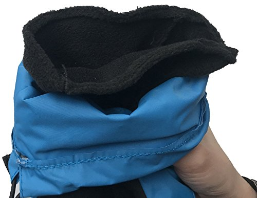 ° Uomo resistente blu da Fodera Temperatura vento sci Caldo al Resistente Escursionismo 3m Resistente Thinsulate Impermeabile c Guanti Inverno 20 Tofern al pB7xfqq