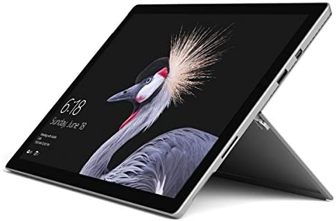Microsoft Surface Pro (fifth Gen, 1796) Intel Core M 4GB RAM / 128GB, 2017 type (Renewed)