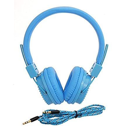 UniverseIndia INEXT IN 903HP over The Ear Wired Headphones  Blue  On Ear Headphones