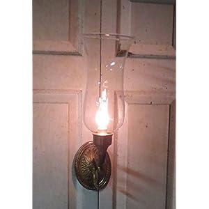 B&P Lamp 1 5/8″ X 10″ Clear Hurricane Shade