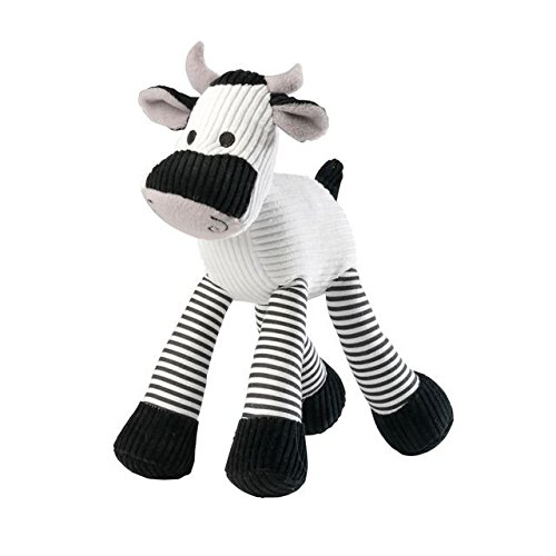 House of Paws Moo Cow Sound Dog Toy (PACK OF 6) by House of Paws