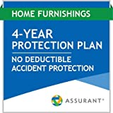 Assurant B2B 4YR Home Furnishings Accident Protection Plan $250-299: more info