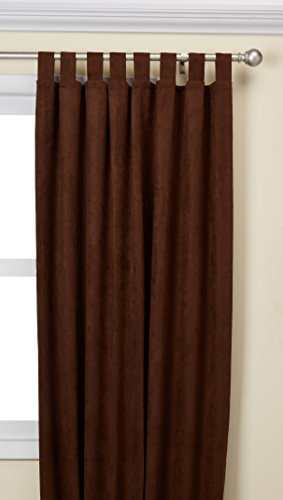 - CHF Microsuede Curtain Panel, 108